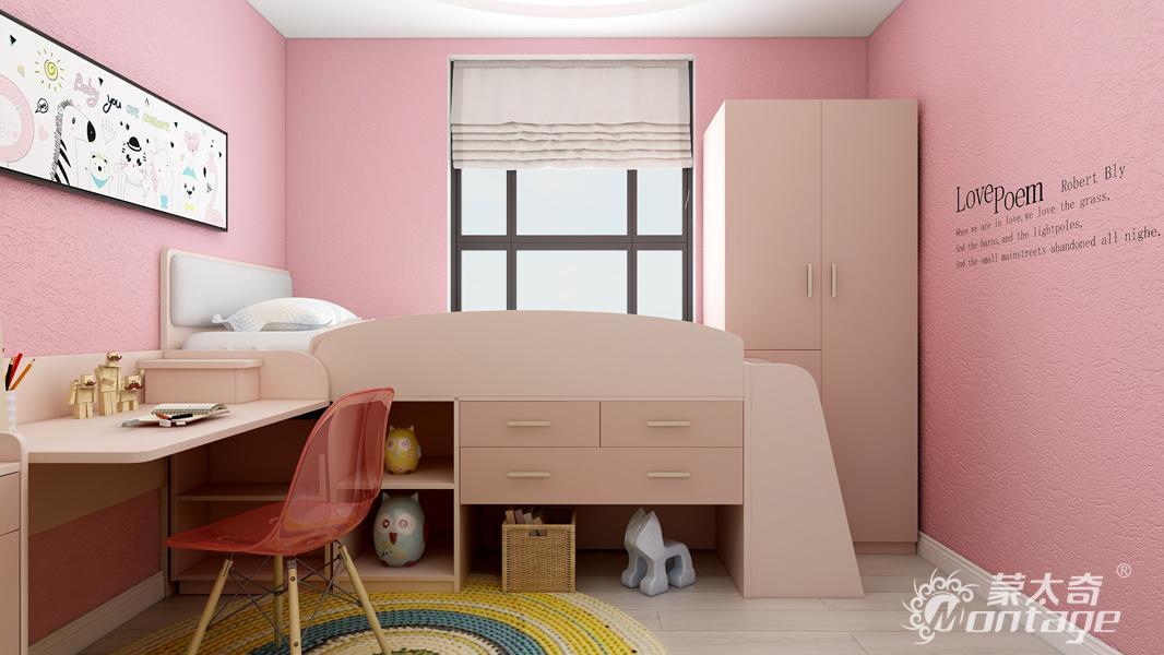 M6-202 B儿童房1