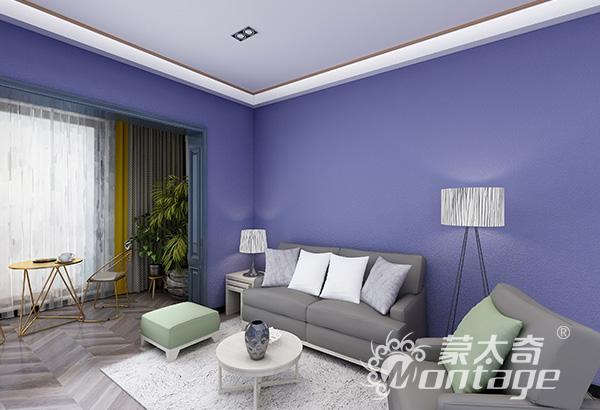 硅藻泥背景墙颜色如何选