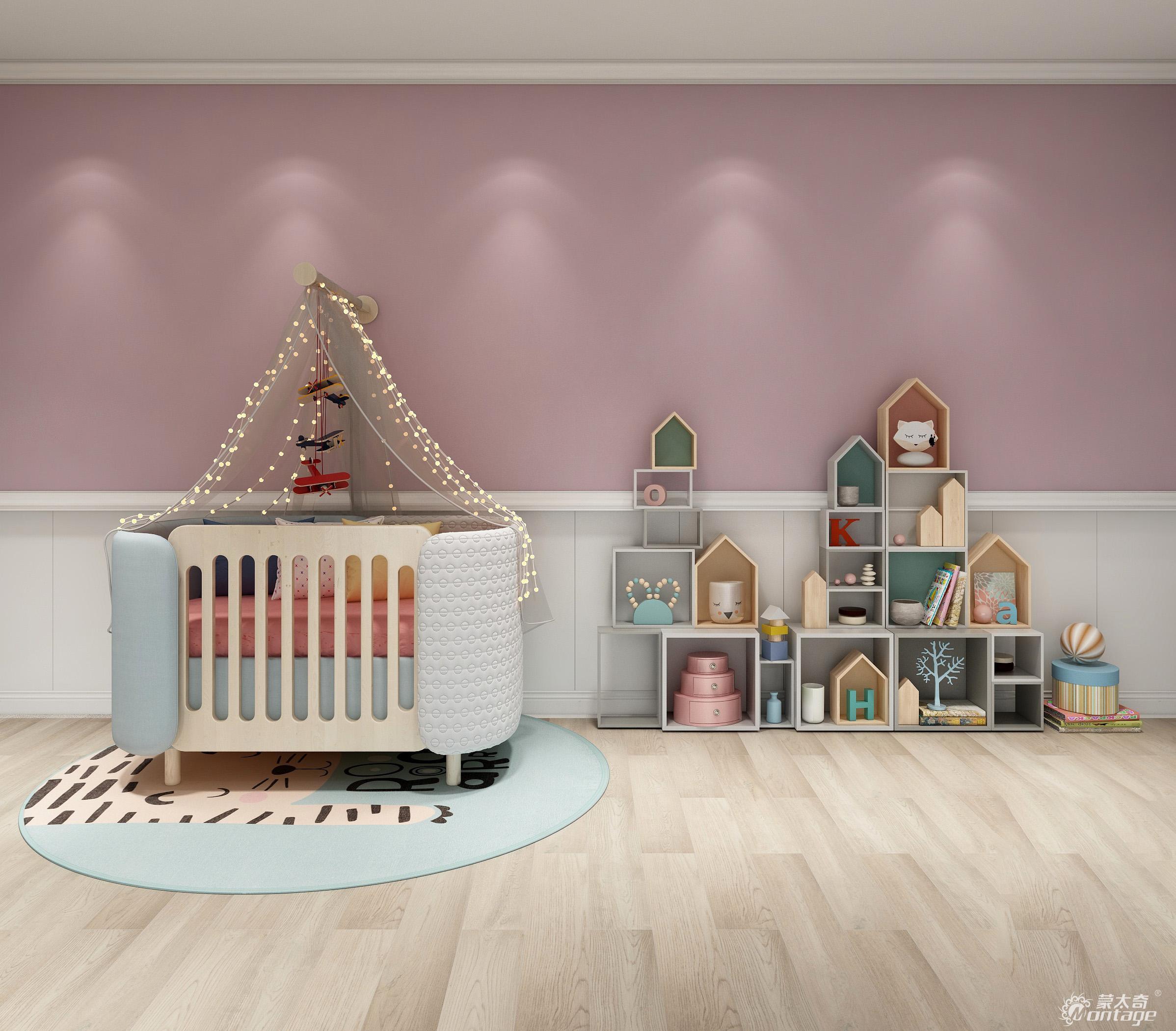蒙太奇 | 百变儿童房,回归童年时代