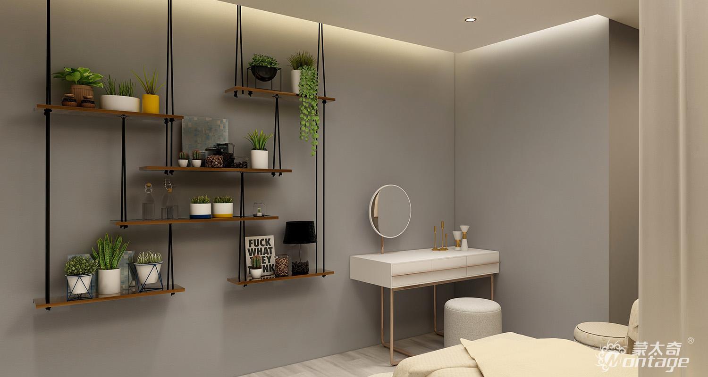 肌理纯色M027-2人美容室 (2)