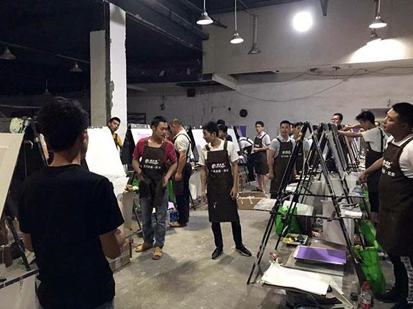 [湖南·株洲站]蒙太奇精英培训第二天,技师们收获满满